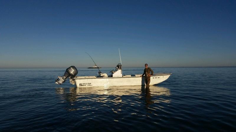 Hatteras harbor sound bound for Sound bound fishing