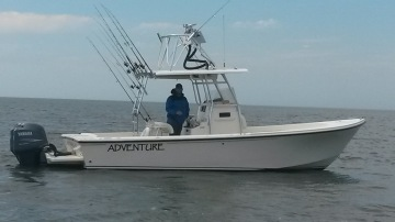 Adventure Charter Boat