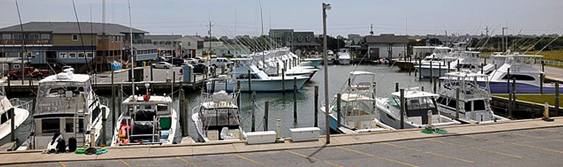 Hatteras Harbor Marina View Two