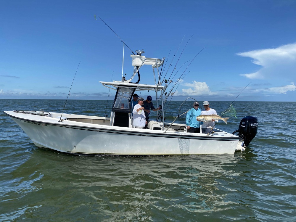 Hook Up Charter Boat