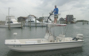 Tightline Charter Boat