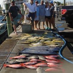 Hatteras Harbor Fishing Reports